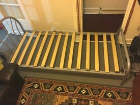 Single Metalic Bed frame