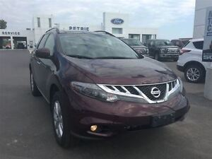 2014 Nissan Murano SL - Heated Leather, moon roof ...