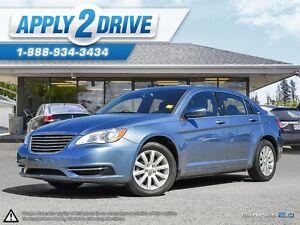 2011 Chrysler 200 Low kms We Finance L@@K