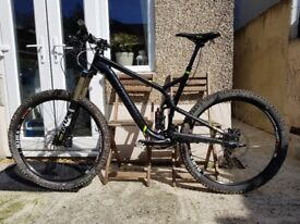 Cannondale Trigger - Full Suspension Enduro Downhill MTB Bike - Fox Magura SRAM - Mountain