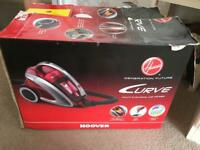 Hoover curve multi cyclonic vacuum cleaner