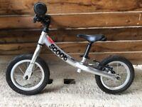 Ridgeback Scoot Balance Bike - Great Condition