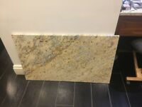 3 pieces of marble