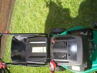 Qualcast petrol push mower in GWO