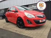 2011 Vauxhall Corsa Limited Edition