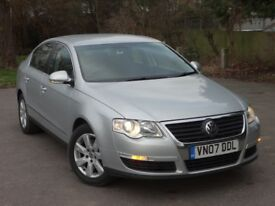 2007 Volkswagen Passat 2.0 TDI SE, VW, READ FULL ADVERT not audi bmw mercedes vauxhall renault ford