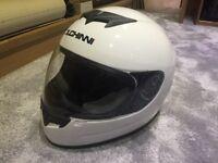 Duchinni Helmet - Full Face with Visor, scooter / moped / motorbike helmet size small