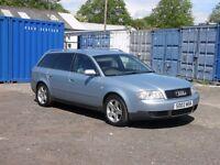 2002 Audi A6 Avant 1.8T