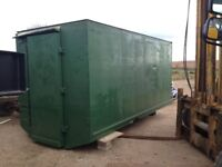 16Ft x 8Ft insulated box van