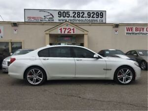 2009 BMW 7 Series Li, Long Base, WE APPROVE ALL CREDIT, SOLD AS