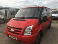 Ford transit 2007 year spare parts available