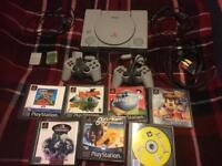 PS1 Bundle with 7 games