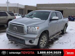 Certified 2011 Toyota Tundra Platinum CrewMax - HEATED LEATHER!