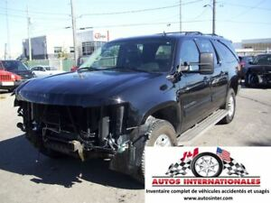 2013 Chevrolet Suburban 2500 LT 4X4 V8 6.0L BALLON OK EN MARCHE