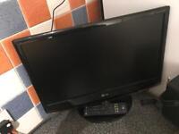 LG LCD 22inch TV Monitor
