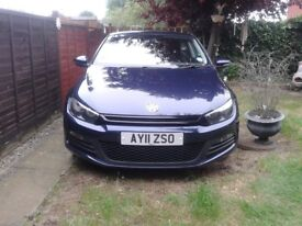 VW Scirocco for quick sale due to buying another car soon.