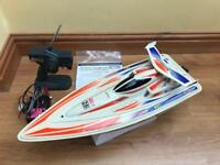 Kyosho Sunstorm 600 Rc Racing Speed Boat swap for RC car