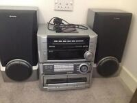 Aiwa hi-fi system