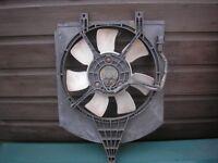 volvo v40 radiator fan