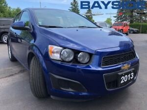 2013 Chevrolet Sonic LT Auto |VERY LOW KMS