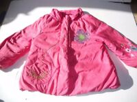 Girl's Next Coat, Size 2-3 Years, Pink
