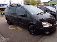 Ford galaxy auto £900
