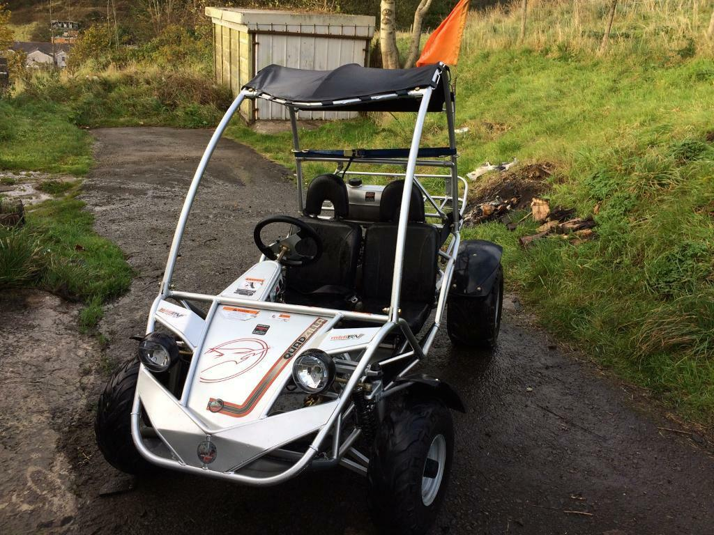 Quadzilla rv150 buggy