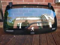 Peugeot 107 Citroen c1 rear window