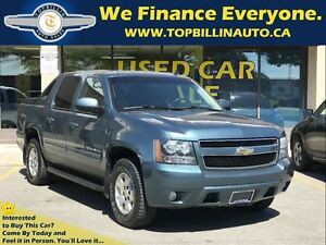 2010 Chevrolet Avalanche 1500 LT 4WD, 2 YEARS WARRANTY, ONLY 163