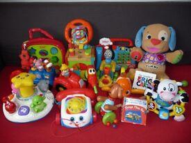 Toy bundle.
