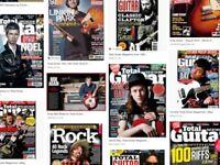 Total Guitar/Guitarist/Guitar Player