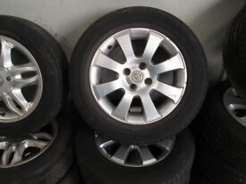 VAUXHALL ASTRA H ALLOYS FOR SALE BARGAIN!!!!!