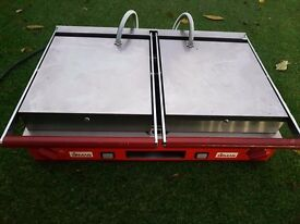 2 sirman double panini grills - great condition £150 each