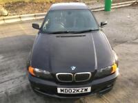 BMW 330ci sport manual