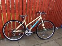 """REAL CLIFTON WOMEN'S HYBRID BIKE 17"""" Good Condition"""