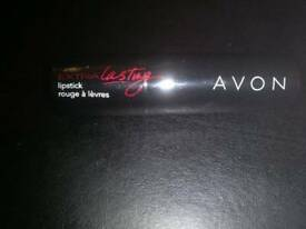 New Avon Ultra Lasting Fiery Red Lipstick RRP £7.50