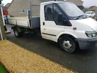 Ford transit tipper, solid truck. Part ex considered.