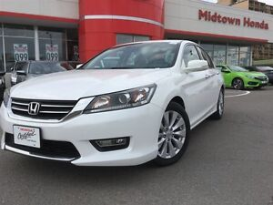 2013 Honda Accord EX-L*Sunroof*Bluetooth*Backup Cam*Front/Rear H