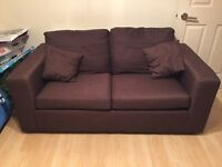 Almost new, rarely used Sofabed