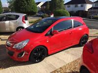 2011 Vauxhall Corsa 1.2 i 16v Limited Edition 3dr