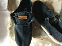 Men's Timberland Canvas Shoe Black