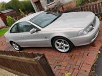 Very nice volvo c70 coupe long mot swap why