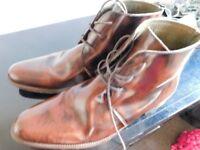 Three Pairs of Designer Men's Shoes