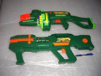 Gun Toys Australia Toy Guns Assorted