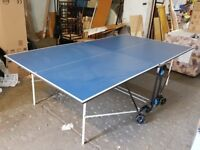 Adidas Full Size T/T Table