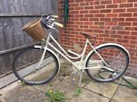 Good quality classic Italian (vintage style) Bike