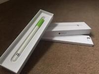 Apple Pencil & iPad Pro sleeve
