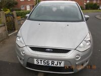 FORD S MAX 2007 7 SEATER 1.8TDCI Diesel Turbo 2600 ONO cheap car may consider cheap part exchange