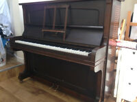 Steck Upright Piano - Free