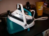 REDUCED REDUCED beldry super steam iron 2litre water tank cost 85 brand new 25 ono must go